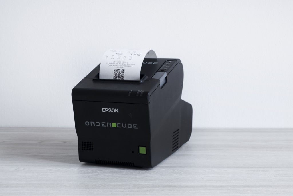Ordercube All In One
