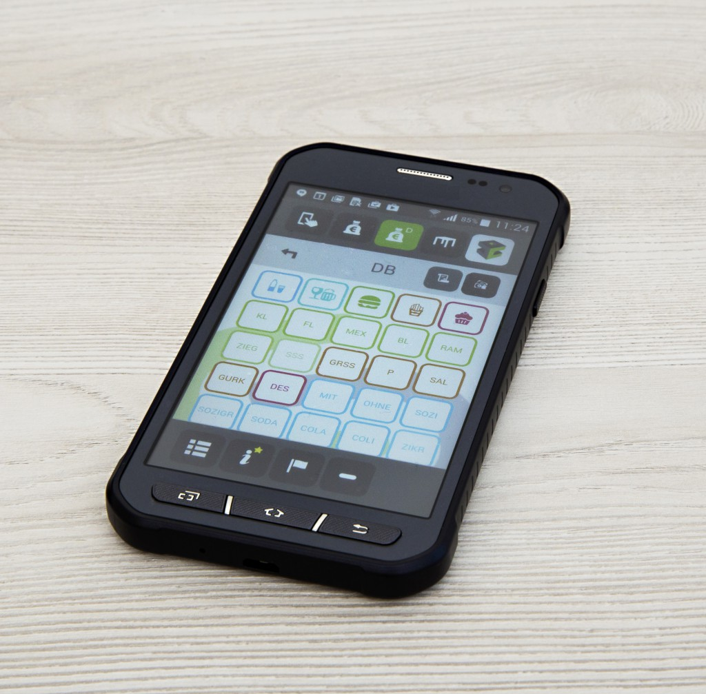 Ordercube Outdoor Phone