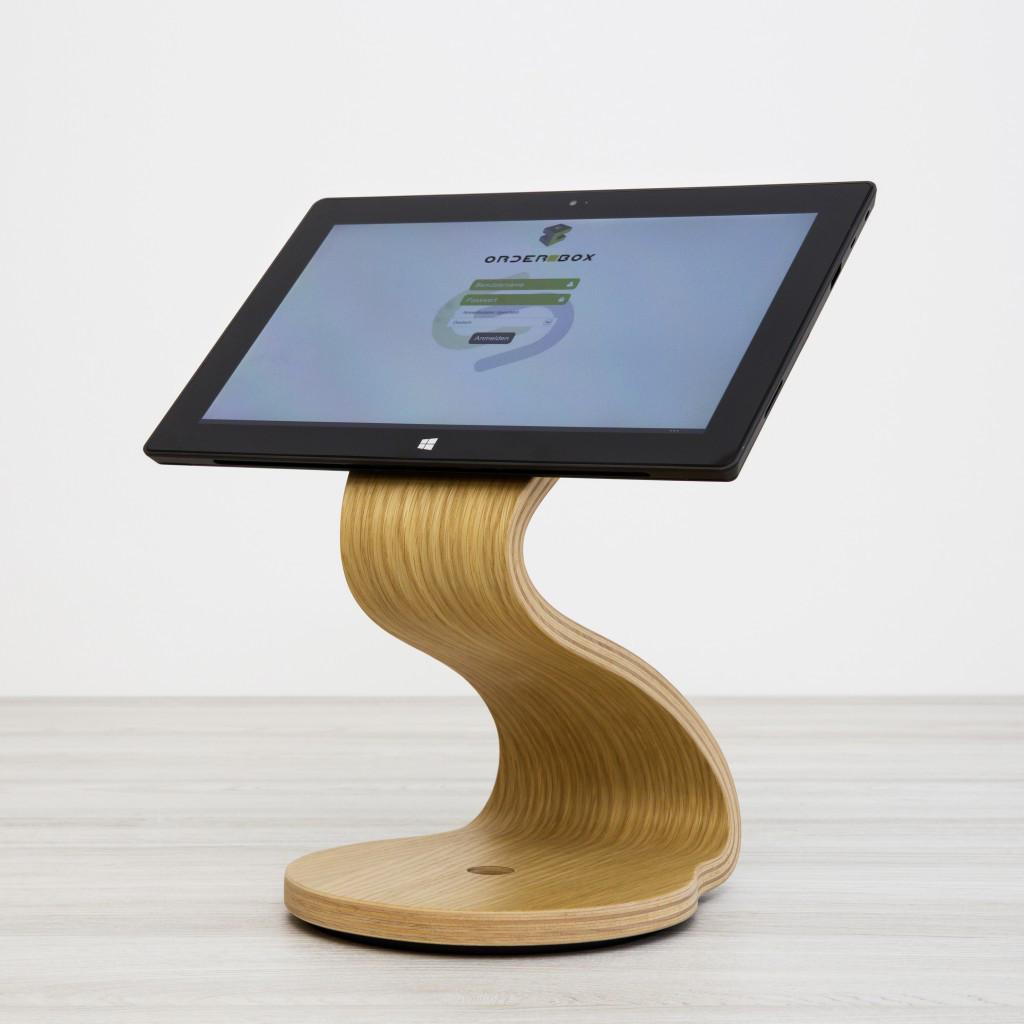 OrderBox Tablet-Ständer