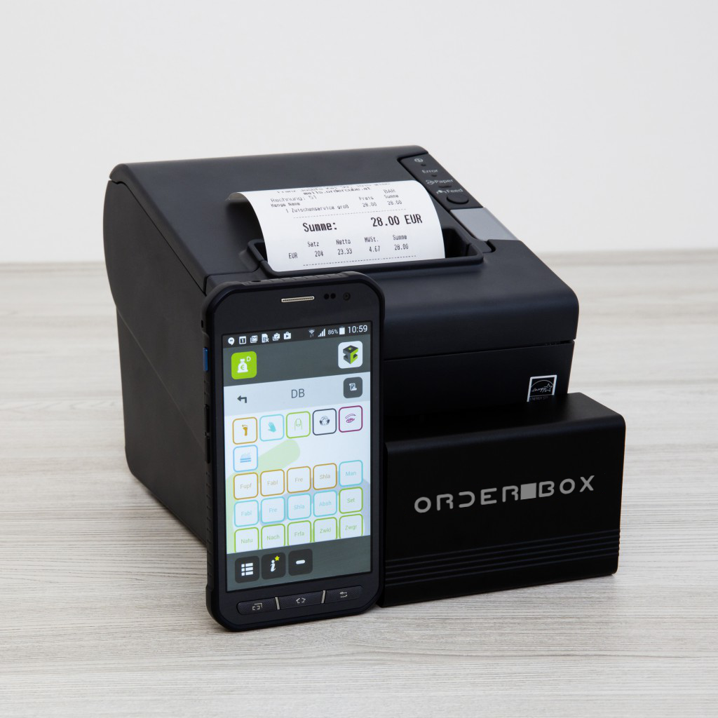 OrderBox Small