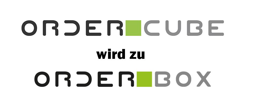 Ordercube zu Orderbox